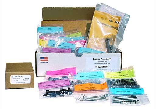 1965 Chevelle master body bolt kit concurs correct bolts