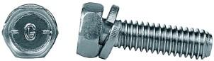5/16-18 X 1 1/8 HX SPLIT SEMS, ZC | B-10909 | (WA~) 42848-S8