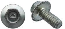 1/4-20 X 5/8 FLNG BOLT .60 D, ZC | B-14141 | (PFE)